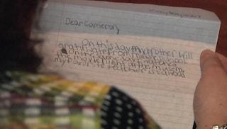 Alla Festa della Mamma riceve una lettera del figlio morto in un incidente l'anno prima