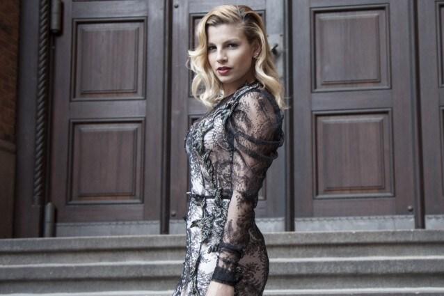 Emma Marrone, look da diva all'Eurovision Song Festival 2014 (FOTO)