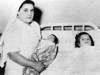 Lina incinta a 5 anni, è la madre più piccola della storia
