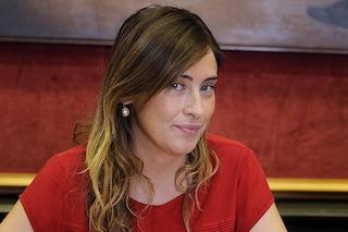 Il ministro Maria Elena Boschi incanta al Maggio di Firenze (FOTO)