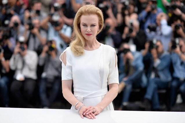"""Nicole Kidman a Cannes 2014 per la  conferenza di lancio del film """"Grace di Monaco"""""""