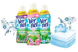 Goditi 8 settimane di profumo con Vernel