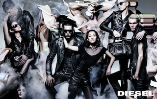 """Diesel: con la nuova campagna """"neo-classica"""" si completa la trasformazione del marchio"""