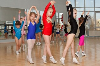 Sport durante l'infanzia: previene malattie e rende i bambini più intelligenti