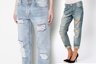 Boyfriend jeans, il modello must have per l'estate 2014 (FOTO)