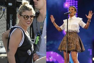 Emma Marrone prima e dopo: la trasformazione della cantante sul palco (FOTO)