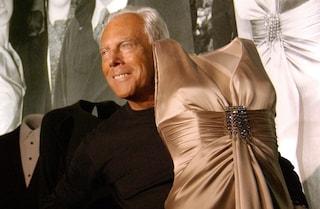 Giorgio Armani, gli 80 anni di un mito della moda italiana (FOTO)