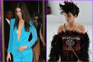 Come si cambia in passerella: la trasformazione di Kendall Jenner (FOTO)