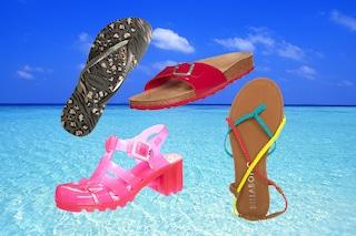 Qual è la scarpa da spiaggia più adatta a te? Scegli i modelli giusti per il mare (FOTO)
