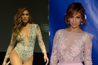 """Jennifer Lopez """"First Lady"""" per un giorno, ecco la metamorfosi della popstar (FOTO)"""