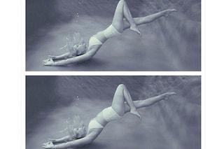Una modella denuncia il fotoritocco selvaggio mostrando l'immagine reale del suo corpo