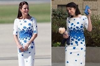 """""""Mi vesto come la Duchessa"""", ecco a voi Sally, il clone di Kate Middleton (FOTO)"""