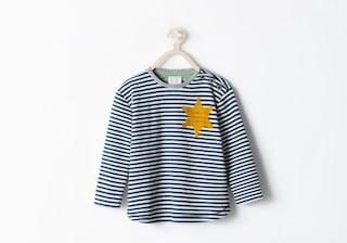 Zara sotto accusa: ritirata la maglia per bambini che ricorda l'uniforme di Auschwitz