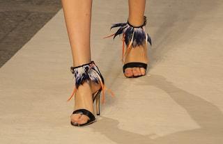 Le 20 scarpe più originali sulle passerelle della Milano Fashion Week (FOTO)