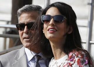 Tutti i look del matrimonio di George Clooney e Amal Alamuddin (FOTO)