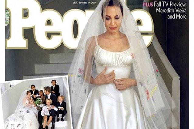 dc0a0b291b34 Da quel momento sono iniziate a circolare mille voci su quale abito avesse  indossato la sposa  ...