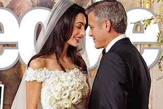 Amal Alamuddin sposa George Clooney, ecco il quinto abito per le nozze (FOTO)