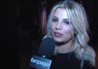Emma Marrone diva glamour alle sfilate di Milano (VIDEO)