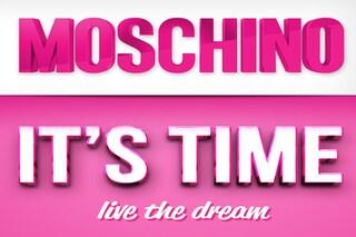 Moschino sfilata Primavera/Estate 2015 (DIRETTA)