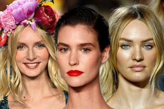 5 tendenze beauty da New York: make up e capelli per la P/E 2015 (FOTO)