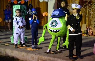 I costumi più strani indossati dai bambini ad Halloween (FOTO)