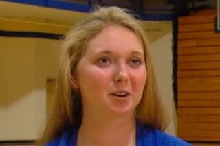 La sfida di Lauren: lotta contro il cancro giocando a basket