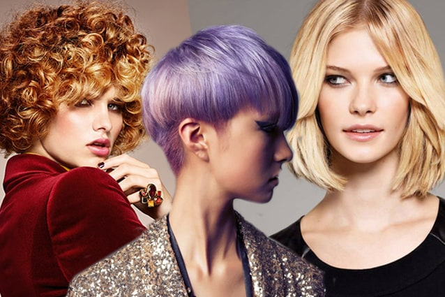 19492287e6 Per l'autunno i capelli si vestono di luce, con riflessi metal, luminosi e  lucenti. Gli styling sono morbidi e sbrazzini e i tagli alternano linee ...