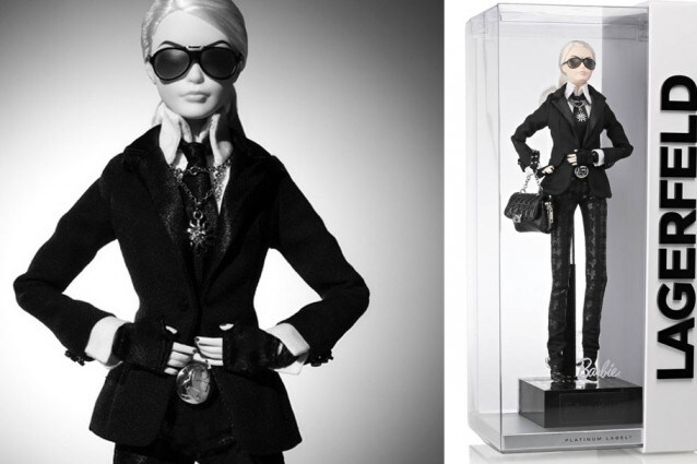 La Barbie Karl Lagerfeld sold out, ora è in vendita su eBay a 3500