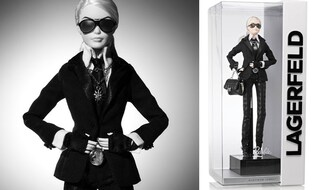 La Barbie Karl Lagerfeld sold out, ora è in vendita su eBay a 3500 dollari