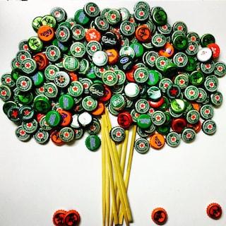 6 modi per riciclare i tappi delle bottiglie