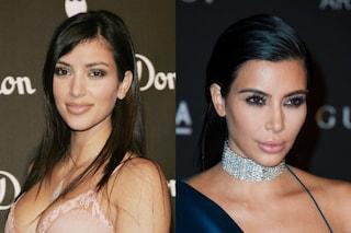 Com'è cambiata Kim Kardashian? Prima e dopo la trasformazione (FOTO)