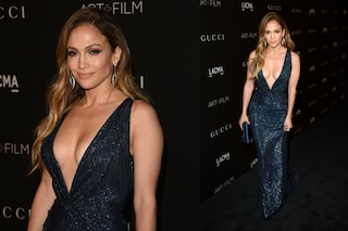 Jennifer Lopez e la scollatura hot che infiamma il red carpet (FOTO)