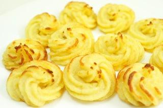 Patate duchessa: la ricetta del contorno francese
