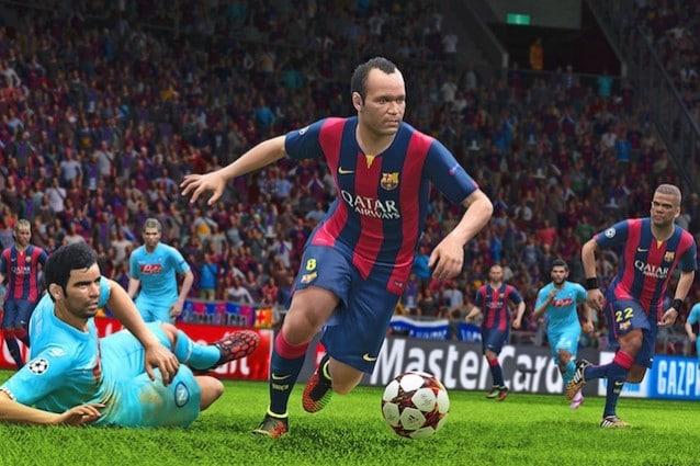 Pro Evolution Soccer 2015 Recensione