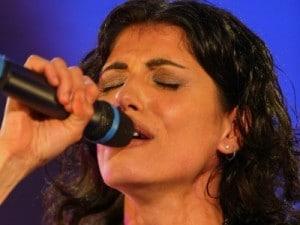 Giorgia  torna a cantare