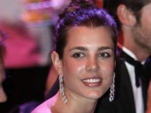 Charlotte Casiraghi al matrimonio di Alberto di Monaco