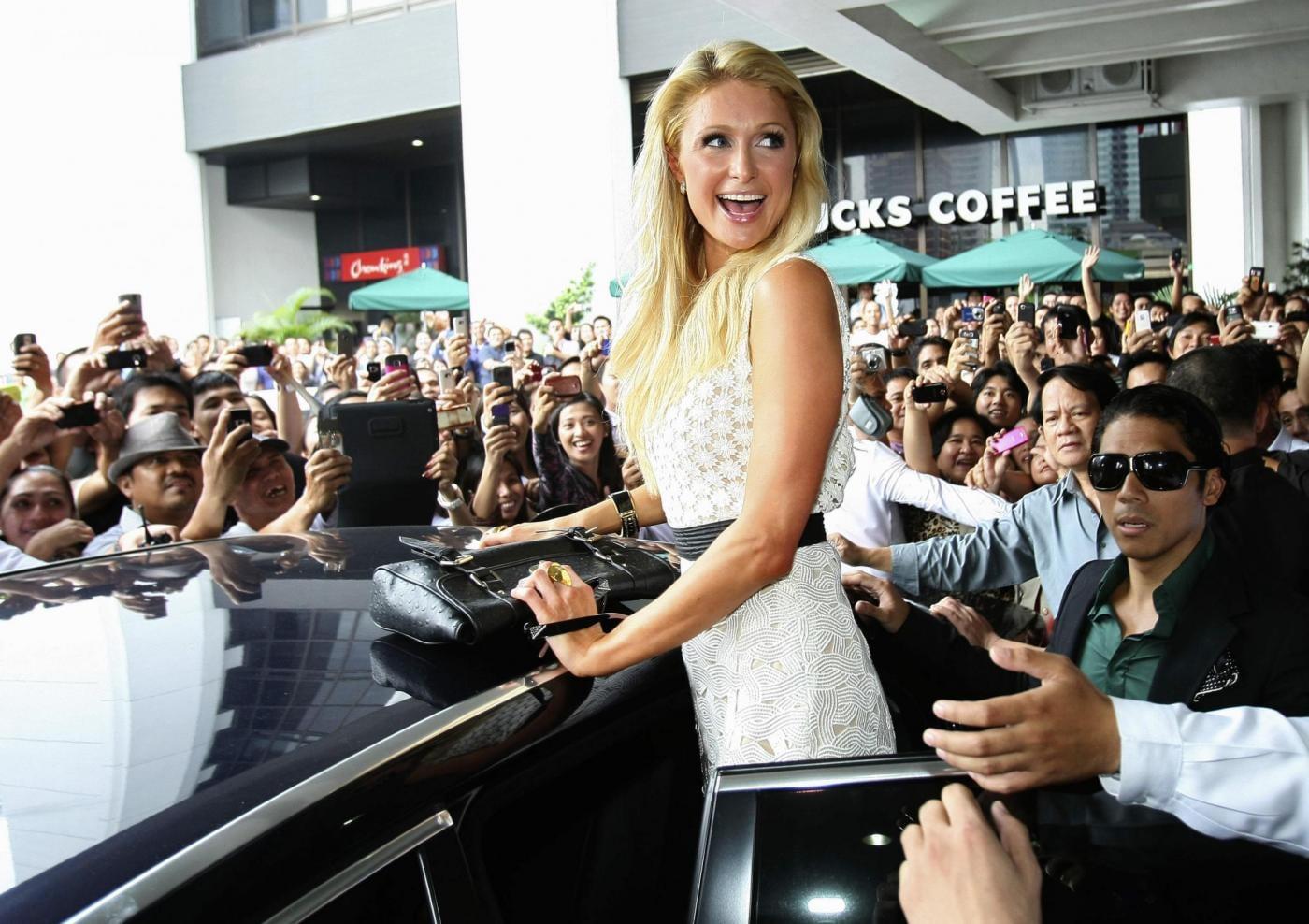 Paris Hilton E Nuda Nel Suo Reality Show