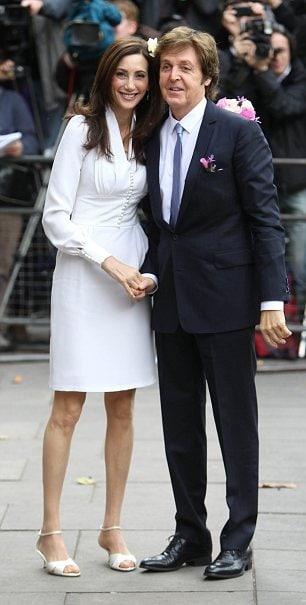 Paul e Nancy insieme