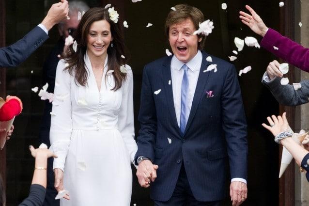 Paul ha sposato Nancy