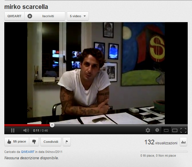Scarcella e Corona su Youtube
