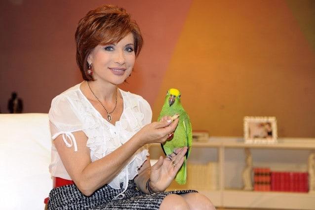 La conduttrice televisiva Alda D'Eusanio è stata investita da uno scooter a Roma