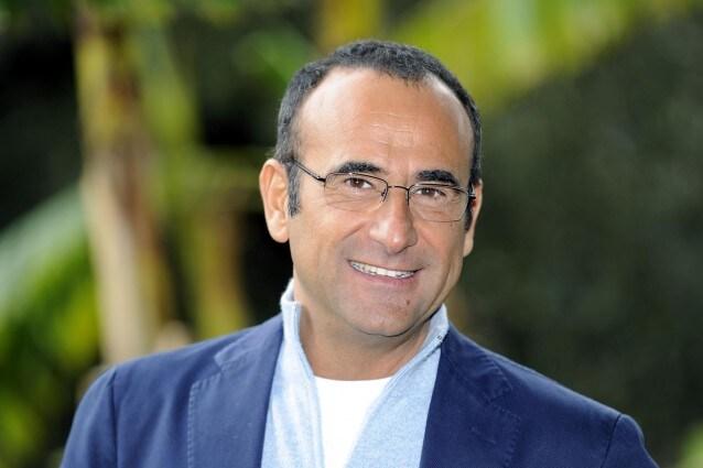 Smentisce il gossip lanciato dall'amico Paolo Bonolis, il conduttore tv Carlo Conti che, reduce dal matrimonio con Francesca Vaccaro