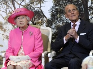 Visita della Regina Elisabetta II in Australia