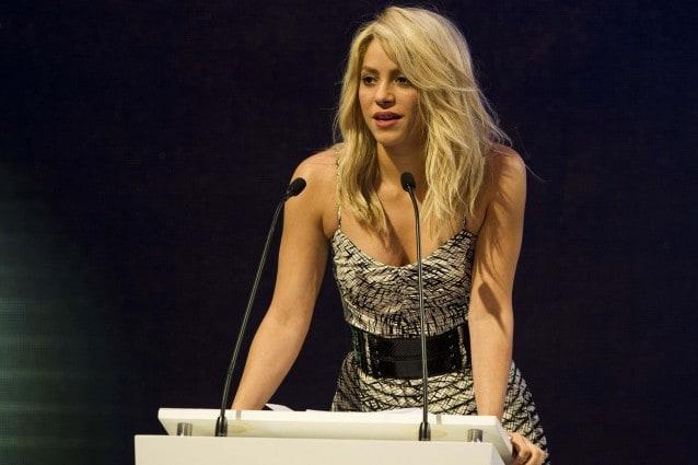 Shakira incinta