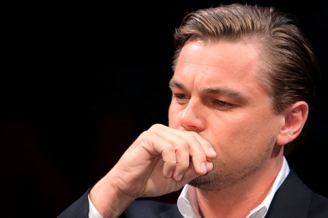 E' finita la storia d'amore tra Leonardo Di Caprio e la modella Erin Heatherton