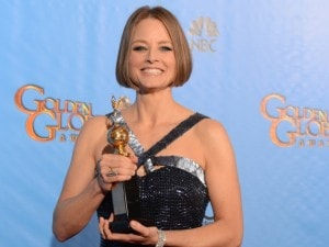 Jodie Foster fa outing ai Golden Globes VIDEO
