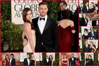 Le coppie più belle ai Golden Globes 2013 (FOTO)
