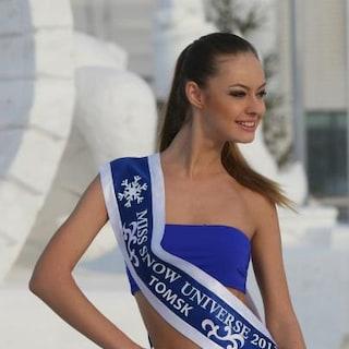 Miss Universo Neve 2013 è Vladislava Verner di 18 anni (VIDEO)