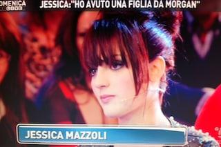 """Jessica Mazzoli a Domenica Live: """"Voglio essere indipendente da Morgan"""""""