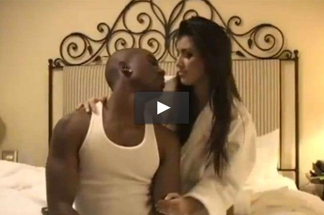 El video porno de Kim Kardashian
